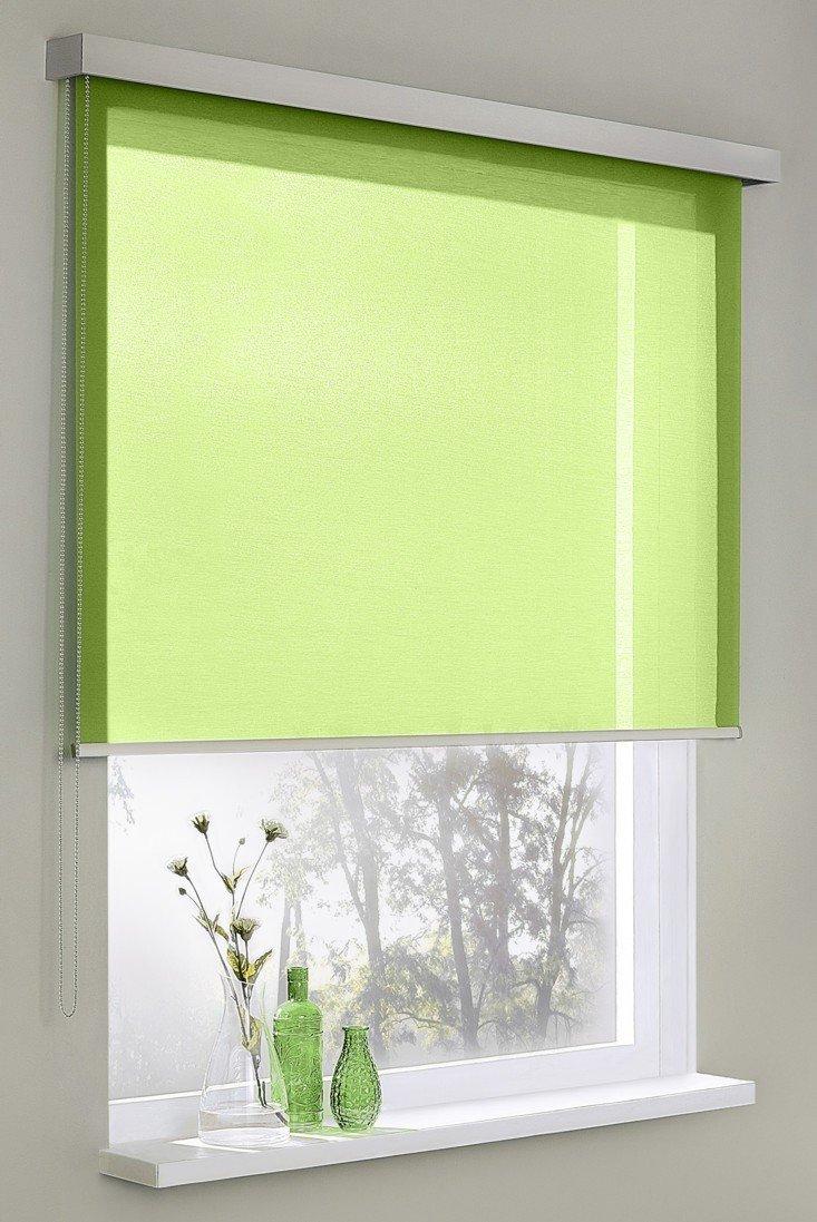 Vidella Rollo top design Wandmontage Tageslicht 80 cm, grün/limette ...