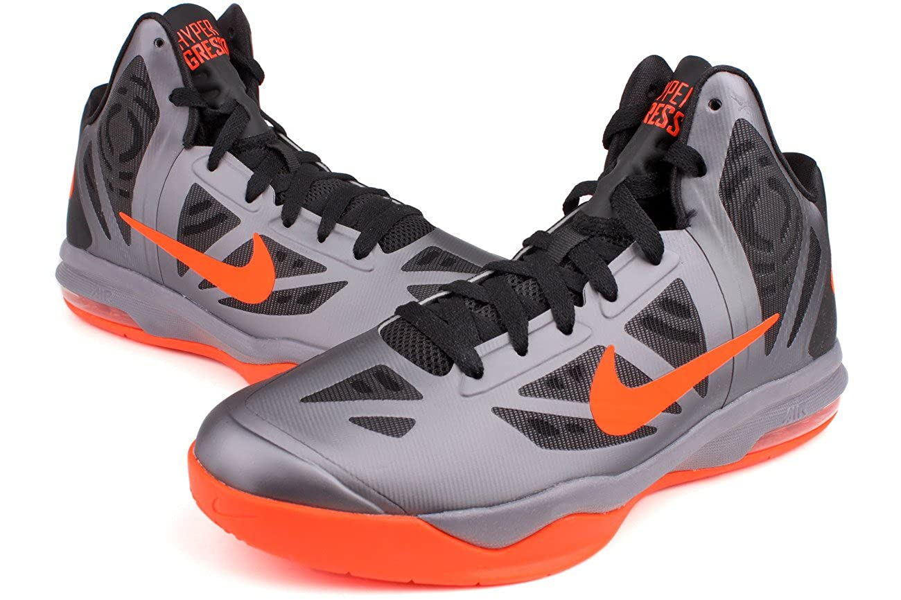 low priced 231ed ddd23 Amazon.com   NIKE Air Max Hyperaggressor Mens Basketball Shoes 524851-006  Charcoal 9.5 M US   Basketball