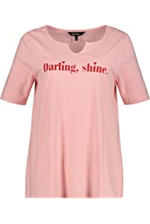 Ulla Popken Grandes Jersey Tailles T 718783 Shirt Femme 0wONnPX8k