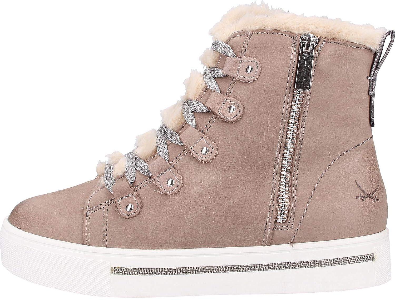 Sansibar 10758 Damen Stiefelette: : Schuhe