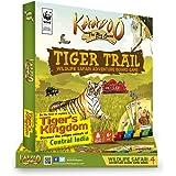 Kaadoo Tiger Trail Central India Edition Board Game, Multi Color