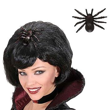 Pince Araignée Sorcière Accessoire Pour Cheveux Veuve Noire Pince À Cheveux  Gothique Pince À Cheveux Paillettes