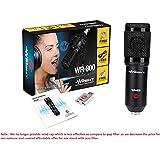 Wright WR 800 Condenser Microphone (Black)