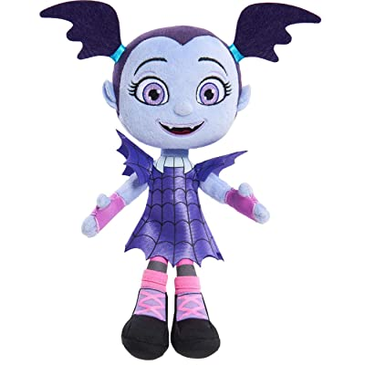 "Disney Junior Vampirina Rocker Vampirina 7"" Plush: Toys & Games"
