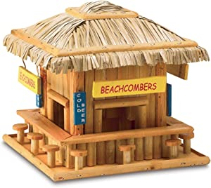 Gifts & Decor Wood Beachcombers Beach Bird House
