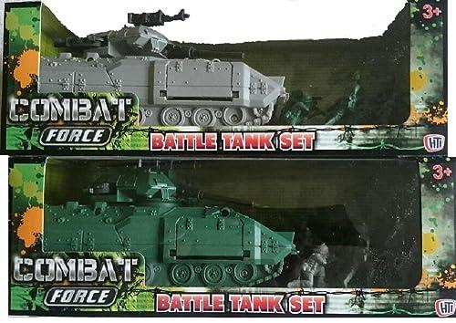 Combat Force Battle Tank Set (Pack of 2)