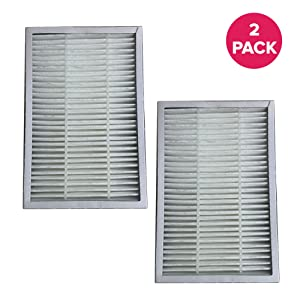Crucial Vacuum Replacement Vacuum Filter Part # 86880, 20-86880 and 40320 - Compatible with Kenmore Vacs - Kenmore EF2 HEPA Style Filter Fits Progressive and Intuition for Home, Office Use (2 Pack)