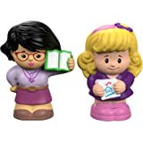 Fisher Price Little People Teacher and Emma