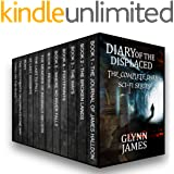 Diary of the Displaced - The Complete Dark Sci-fi Series