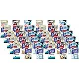 Tempo Papel Higiénico húmedas suavemente y pflegend, húmeda Travel Pack Paquete gigante, 30 unidades