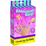 Creativity for Kids - Rhinstone Rings Mini Kit