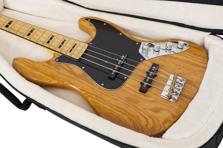 Gator Cases G-PG-BASS - Funda para guitarra (acolchada): Amazon.es: Instrumentos musicales