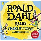 The Roald Dahl Audio Collection: Includes Charlie and the Chocolate Factory, James and the Giant Peach, Fantastic Mr. Fox, Th