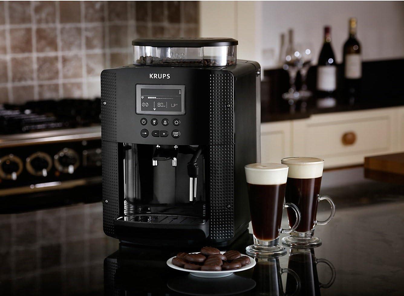 Amazon.com: Super-Automáticas Cafeteras EA8150 (Milano ...