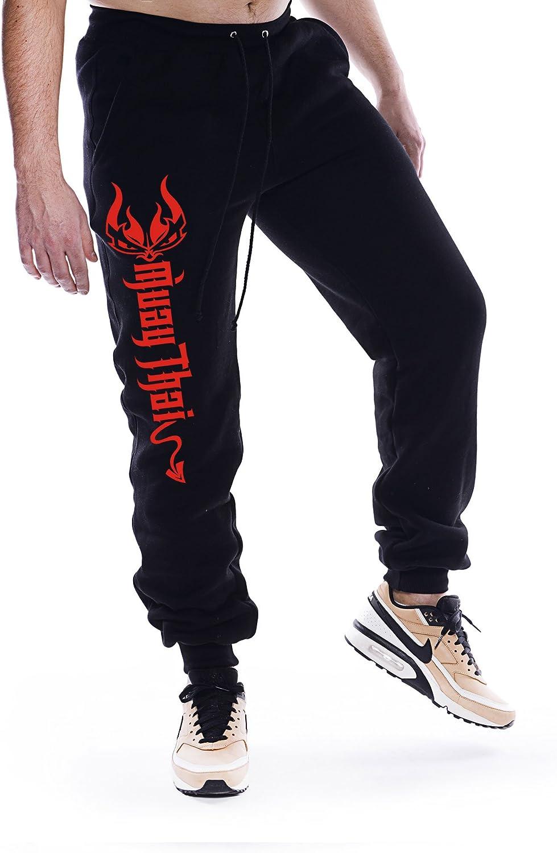 Dirty Ray Arts Martiaux Muay Thai pantalon de sport homme avec /èlastique /à la fin SDMT2S