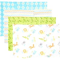 Luvable Friends Baby Layered Flannel Burp Cloth