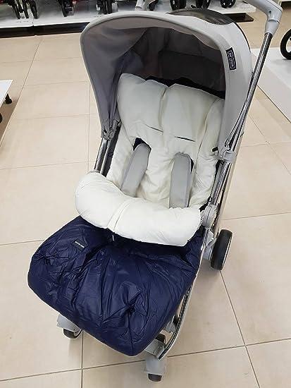 Saco silla Universal Duffi Baby Azul: Amazon.es: Bebé