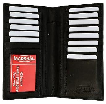 Checkbook Holder Wallet at Amazon Mens Clothing store: Mens Checkbook Wallet By Visconti