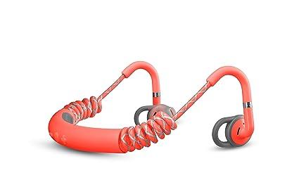 Urbanears Stadion - Auriculares inalámbricos con Bluetooth, color rush