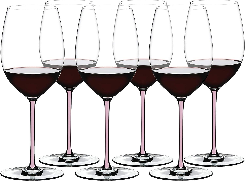 Merlot Wine Glass Wall Art Decal Sticker