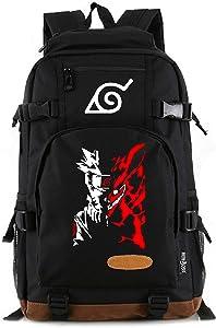 YOYOSHome Anime Naruto Cosplay Bookbag Daypack Laptop Bag Backpack School Bag
