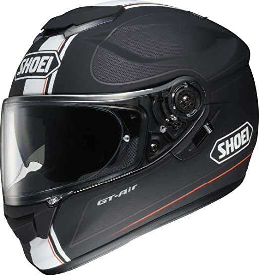 Amazon.com: Shoei Wanderer GT-Air Sports Bike Racing Helmet - TC-5/2X-Large: Automotive