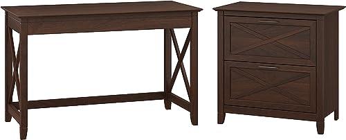 Bush Furniture Key West 48W Writing Desk