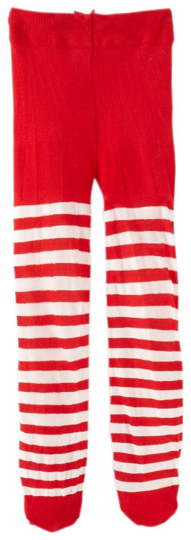 Jefferies Socks Baby Girls' Stripe Tights JEFRG 1419