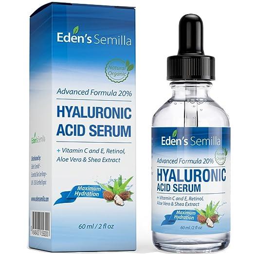 25 opinioni per Siero All'acido Ialuronico 60ml- Il miglior Anti-Invecchiamento con effetto