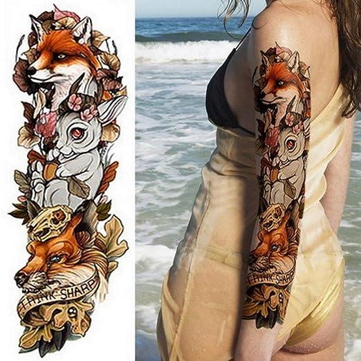 tzxdbh 5 Unids-Hombre Tatuaje Golondrina diseño del Tatuaje ...