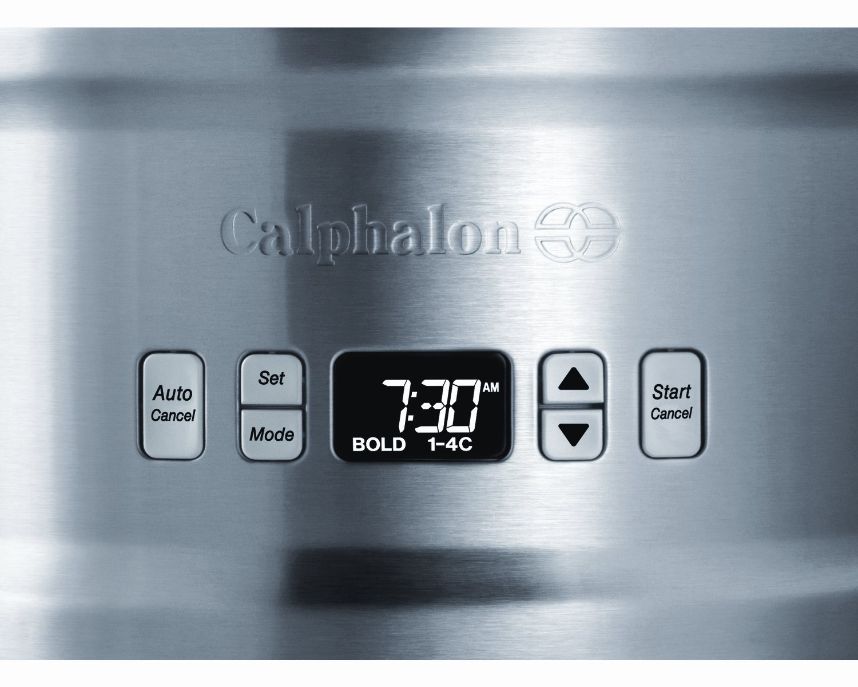Amazon.com: Calphalon Electric 12-Cup Quick Brew Coffeemaker ...