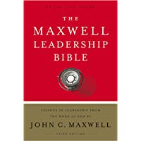 NKJV Maxwell Leadership Bible [Third Edition]