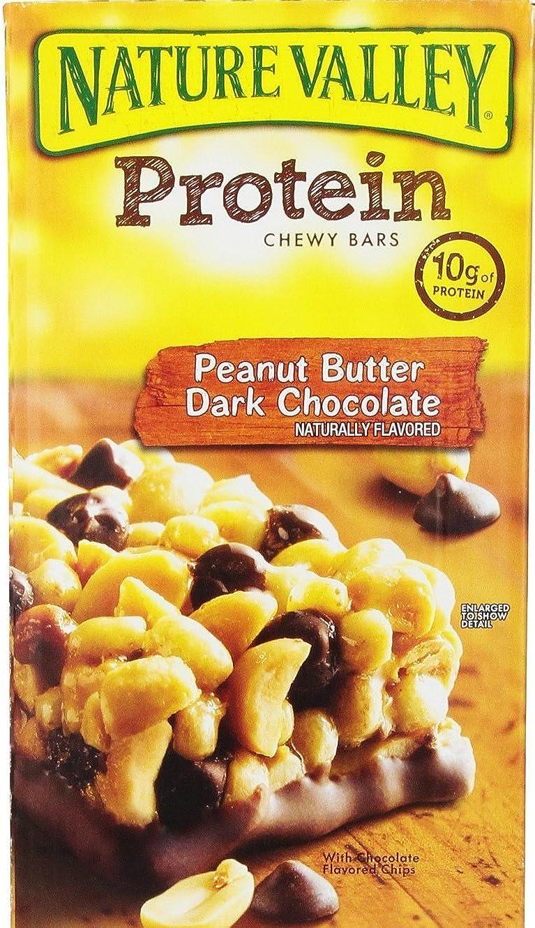 Nature Valley Protein Bars, Peanut Butter Dark Chocolate