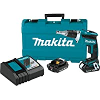 Deals on Makita XSF03R 18V LXT Li-Ion COMPACT Drywall Screwdriver Kit