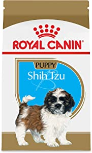 Royal Canin Breed Health Nutrition Shih Tzu Puppy Dry Dog Food