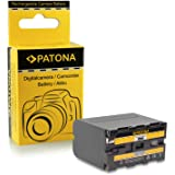 Batteria de qualità premium come NP-F970 per SONY GV-A500, D200, D800, DSR-200, 300, PD100A, BC-V615, DCM-M1, DCR-TRU47E, MVC-CD1000, PLM-100, VCL-ES06A, CCD-TR1, TR200, TR215, TR3, TR300, TR3000, TR3300, TR416, DSC-CD100, CD250, CD400, TV900, D700, D770 etc...