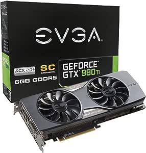 EVGA GeForce GTX 980 Ti SC Gaming ACX 2.0+ 6GB