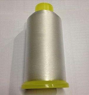 Chengyida Hilo de coser invisible, transparente, de nailon con un grosor de 0,