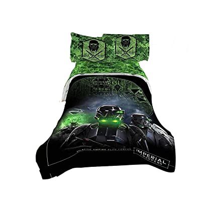 Jay Franco Comforter, Star Wars Rogue One Death Troop: Home & Kitchen
