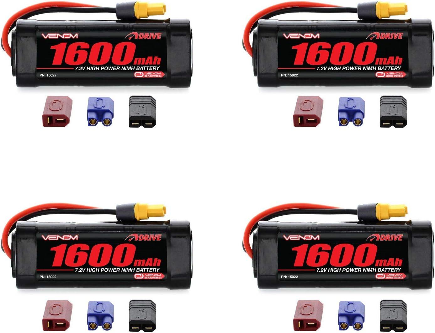 Latest Traxxas Series 1 NiMH 6-Cell 7.2V 1200mAh Battery 1//16 Mustange Boss 302