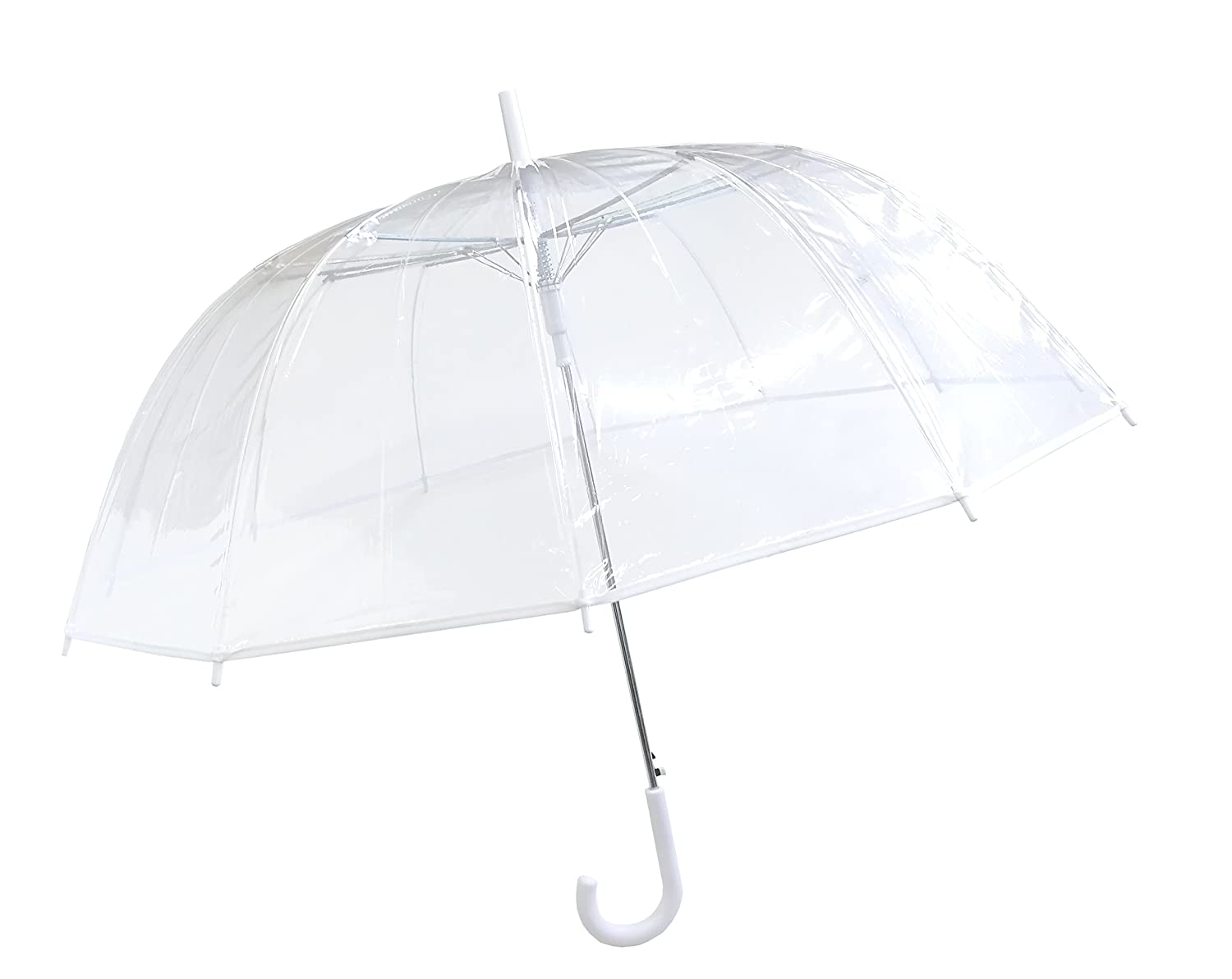 Line Art Umbrella : Umbrella extra large big automatic clear dome see through