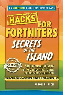 Amazon com: Fortnite Battle Royale Hacks: Advanced Strategies: An