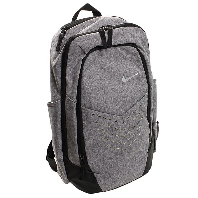 sports shoes 21bef cc0f4 Nike Vapor Energy Training Backpack (Gunsmoke Volt Metallic Silver)