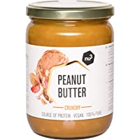 nu3 Crema de cacahuete crujiente - Peanut butter