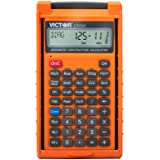Victor C6000 Advanced Construction Calculator with Protective Case Displays in Fractional or Dimensional Forms Perfect for Ca