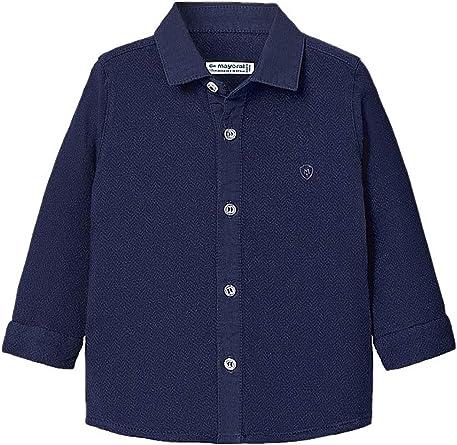 Mayoral 10-02134-010 - Camisa para bebé niño 18 Meses: Amazon ...