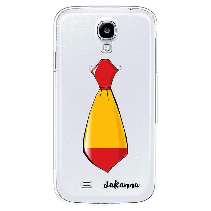 dakanna Funda para Samsung Galaxy S4 | Corbata Bandera España ...