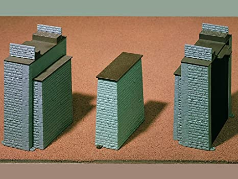 Vollmer Maqueta de edificio escala 1:148 (7810): Amazon.es ...