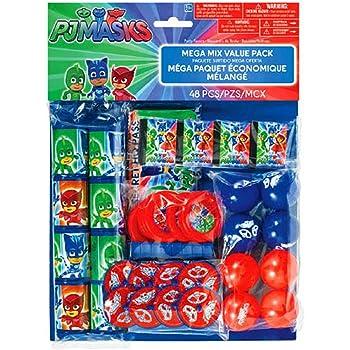 PJ Masks Favor Pack (48pc)
