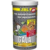 JBL Gala 4043280 Premium hoofdvoer voor aquariumvissen, vlokken, 1 l